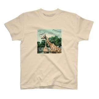 キリンのスローデイズ T-shirts