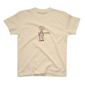 飼育員さん T-shirts