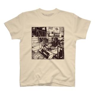 ごちゃ部屋 T-shirts