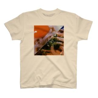 平成さいごと令和さいしょのおうどん T-shirts