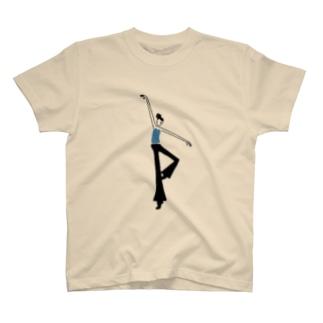 ジャズダンサー T-shirts