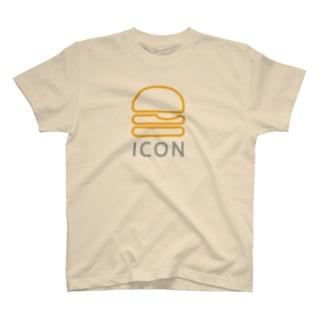 ICONロゴ T-shirts
