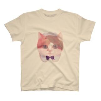 みけねこのメイドさん T-shirts