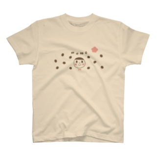 ぷりの豆大福ちゃん T-shirts