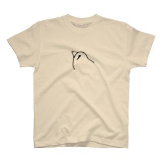 marketUのはっちゃん見てる T-shirts