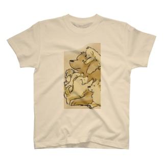 ママの子育て T-shirts