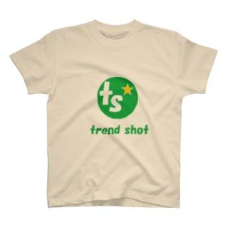 トレンドショット T-shirts