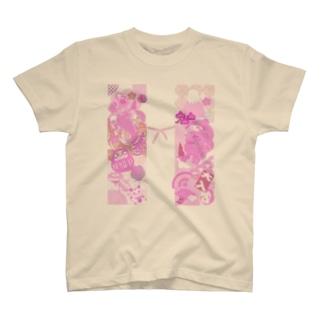ちゃんちゃんこ T-shirts
