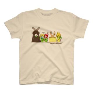 ご当地ねじゅみ 長崎 T-shirts