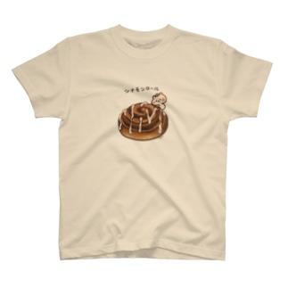 シナモンロール T-shirts
