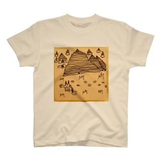 UNCHIの世界 T-shirts