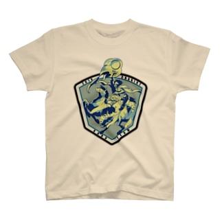 チャリオットエンブレムTシャツ T-shirts