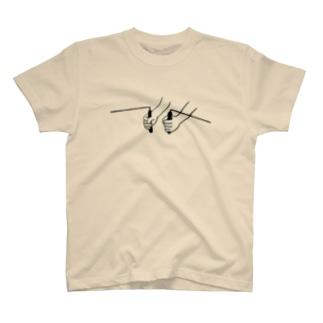 ダウジング T-shirts