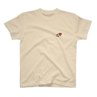 石焼ゴリライモTシャツ T-shirts