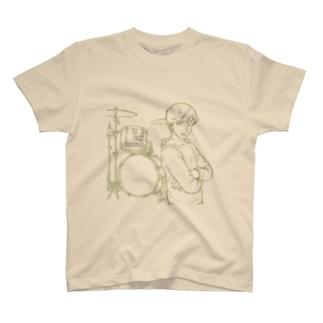 一周忌 T-shirts