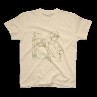 sunnyspace33の一周忌 T-shirts