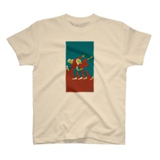 KENDAMAFUUFU_04 T-shirts