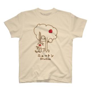 ニュートン T-shirts