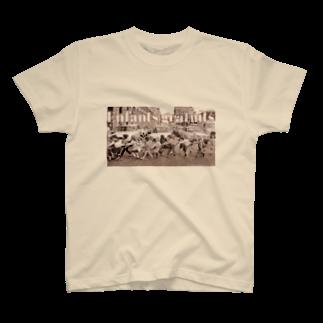 林檎飴の部屋の自由な子供達! T-shirts