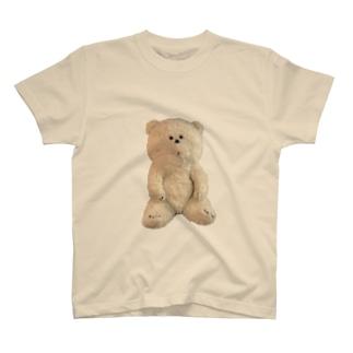 くまのゴンジ T-shirts