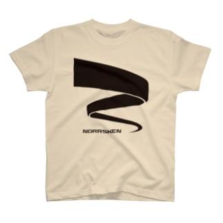 オーロラ01 T-shirts