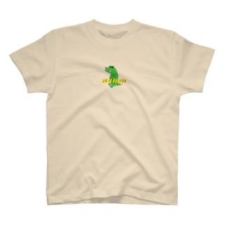 imitation croc T-shirts