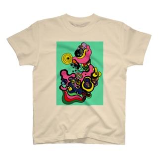 ぐるぐる郷 T-shirts