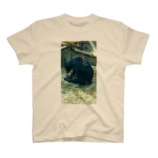 うさぎさんとくまさん T-shirts