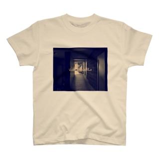 チェロパ 黄め T-shirts