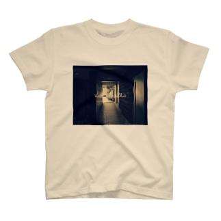 チェロパ 黄 T-shirts