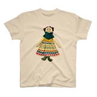 フランソワーズちゃん A T-shirts