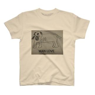 Wan Love T-shirts