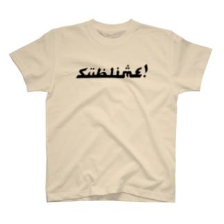 sublime T-shirts