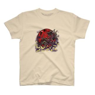 ○による恐怖の可能性 T-shirts