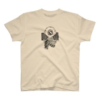 Diver T-shirts