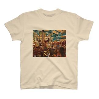 め〜り〜ご〜らんど〜 T-shirts
