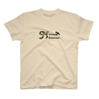 シュナロゴ T-shirts