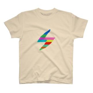 イナズマレインボー T-shirts