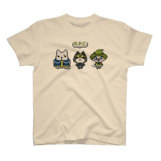 R.P.C.(ドット)パーティ Tシャツ