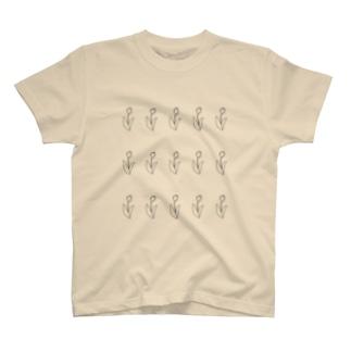 mini tulips T-shirts