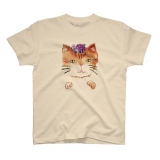 neko&uttori T-shirts