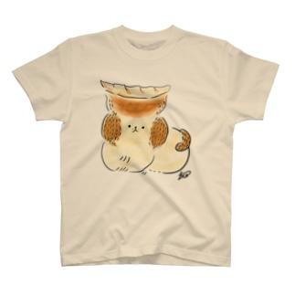 焼き餃子犬 T-shirts