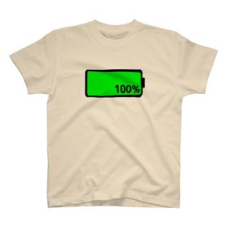 元気満タン、100パーセント! T-shirts