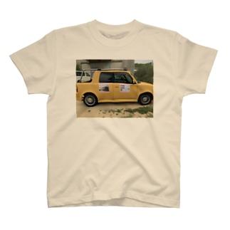 しのみちカー T-shirts