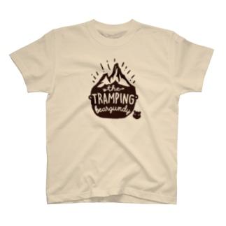 BEARGUNDYのやっほー T-shirts