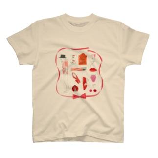 ルージュ T T-shirts