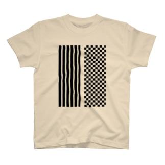 線と■ T-shirts