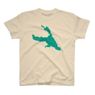 霞ヶ浦グッズ T-shirts
