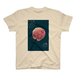 祭で買ったりんご飴 T-shirts