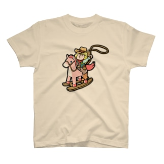 ライター・イラストレーターユニット「ケーン&モッチ」モッチ T-shirts